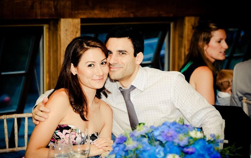 Michelle and her husband, Joe (Photo: Kristen Somody Whalen)