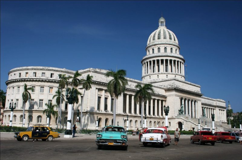 Their Capitol Building