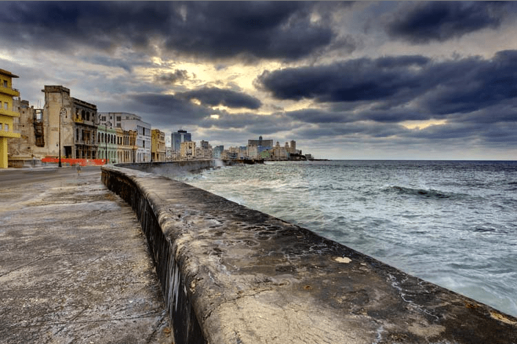 The Malecón, Lee Frost Photography