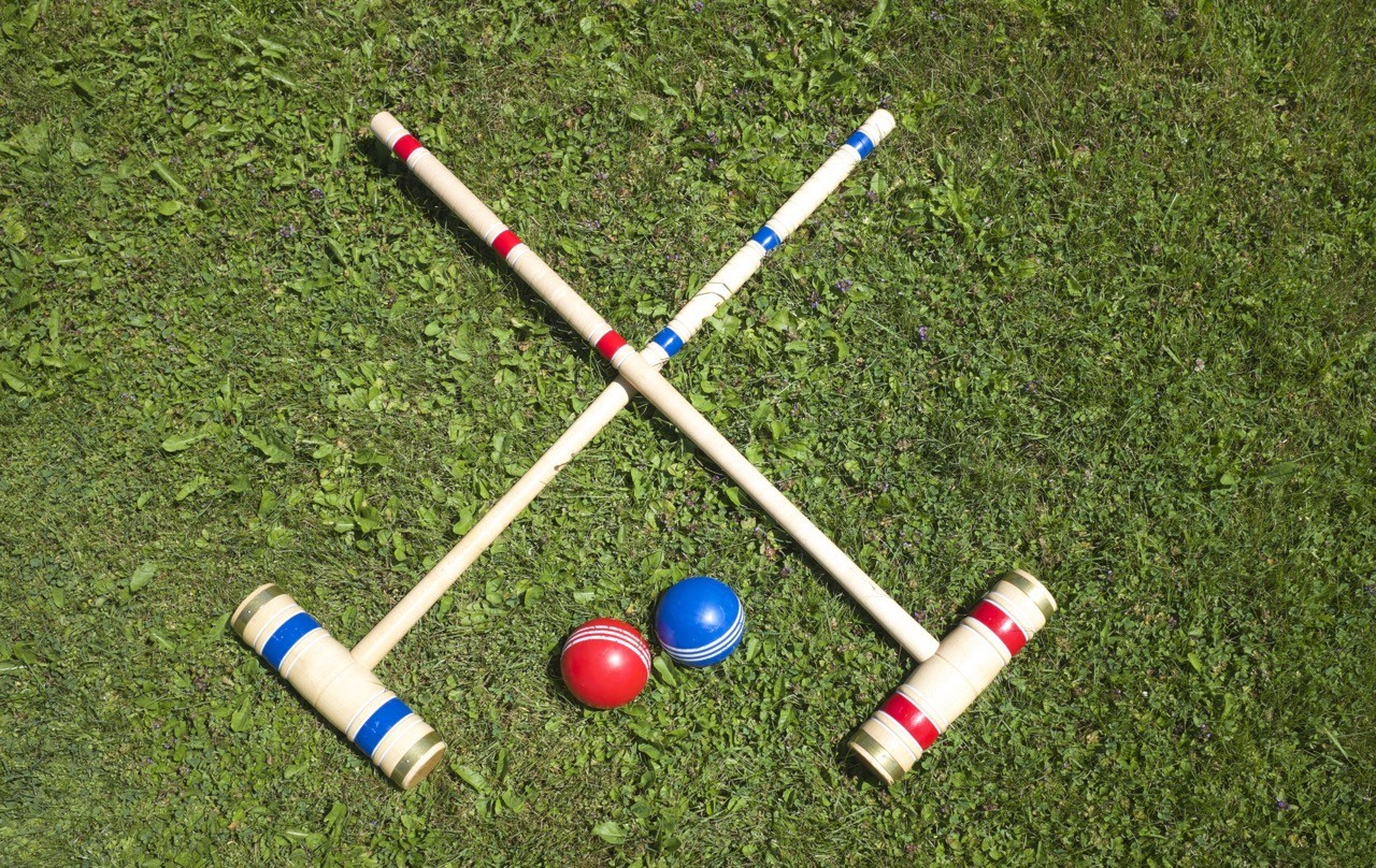 How To Play Poison-Style Croquet - Grappa Lane