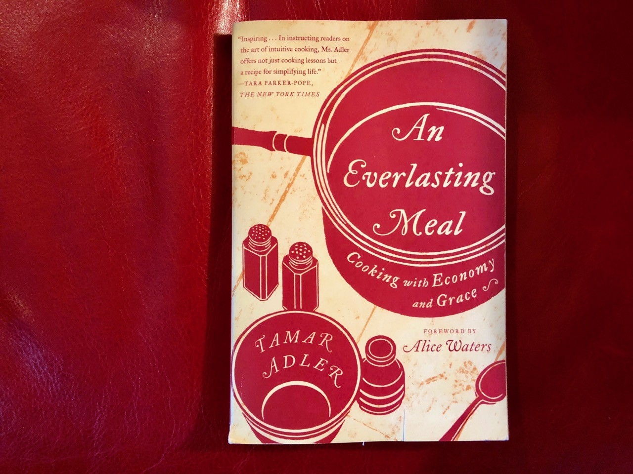 Adler's Sage Advice on Eating and Living Well