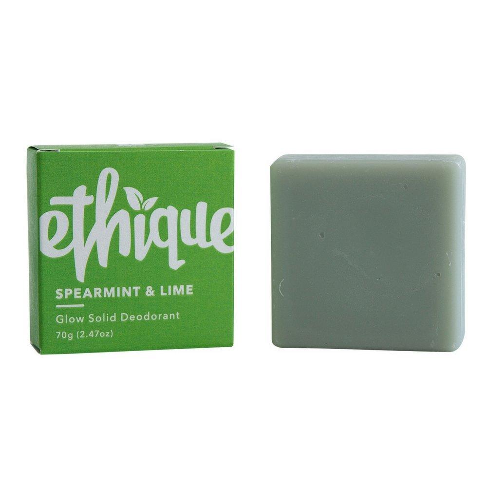 Eco-Friendly Glow-Solid Deodorant